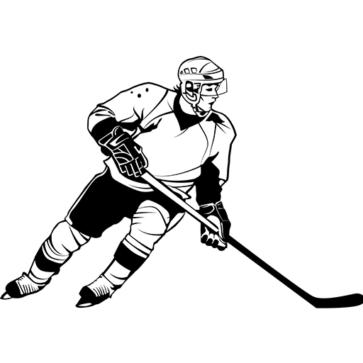 hockey-player