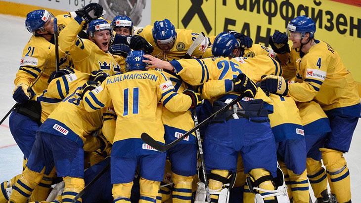 Hockey VM Guld