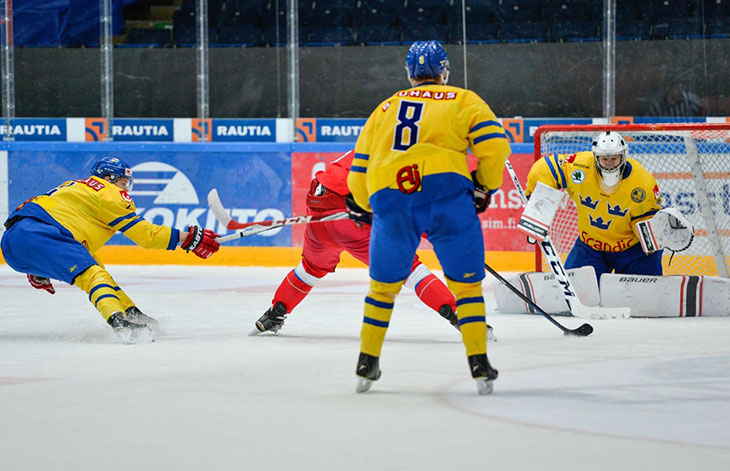 Sweden Russia World Championship