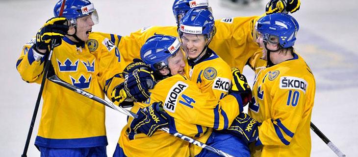 Tre Kronor ishockey-vinnare